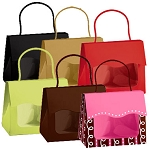 Gourmet Window Gift Box Totes